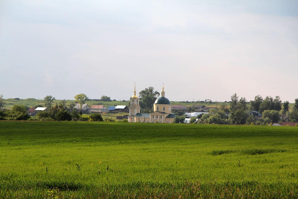 Церкви автодеево